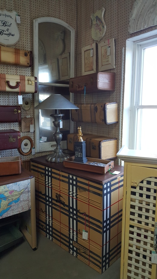 my newest Burberry Dresser for the Door County antique mall!