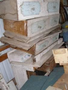 Craigslist--Farmer's Dresser $20