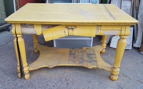 estate sale table -or desk?