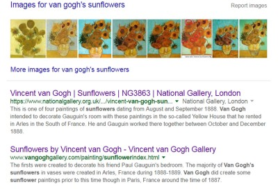 van Gogh's DIY project!