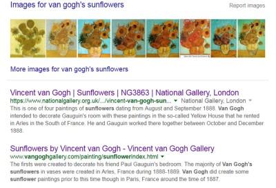 van Gogh's DIY project!