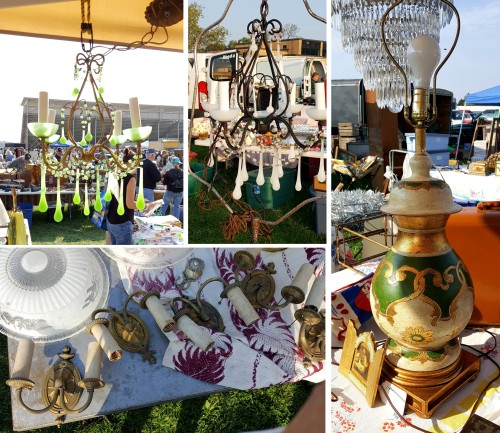 the LAST flea market of the season