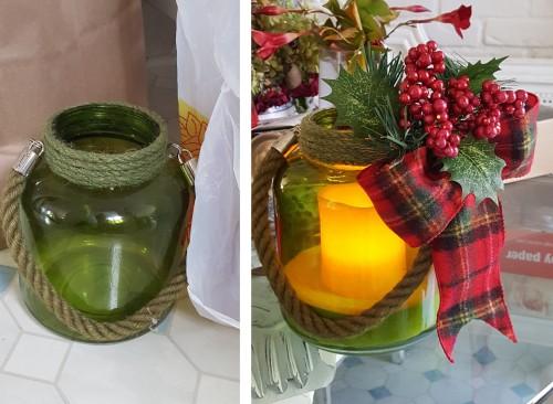 a cool jar to transform!