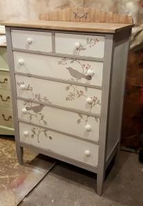 a Bird Song Dresser
