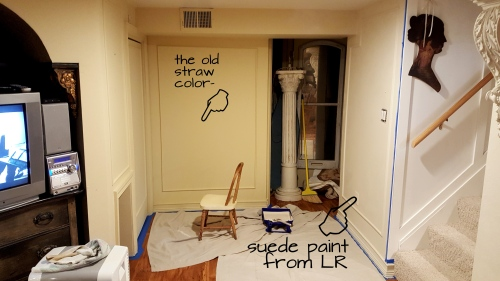 REfreshing the LL paint color