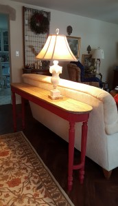 ~used as a sofa table here