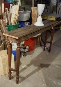 the Looooong table