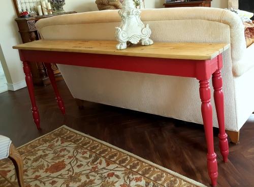 Looong skinny table #3