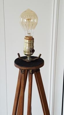 the TRIPOD lamp!