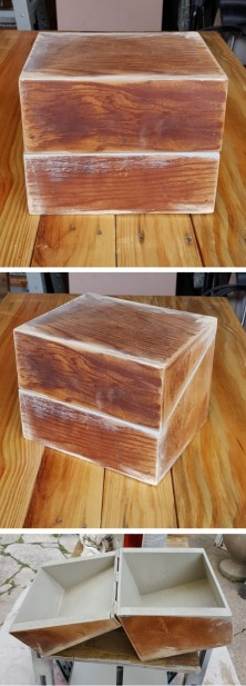 REfabbing a plain box!