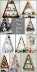 DIY Home Depot workshop~ CHRISTMAS TREE SHELF!