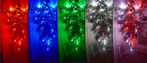 ~some really cool tree lights!