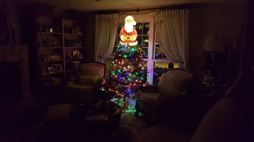the last vestige of Christmas~