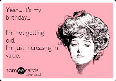 yeah-its my birthday