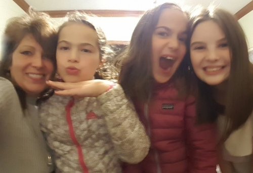 a few of my (silly) girlies!