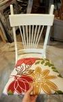 """A """"new"""" desk chair for a birthdaygirl!"""