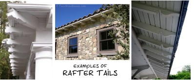 examples of Rafter Tails