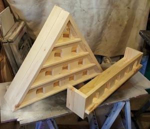 MY birdhouse!