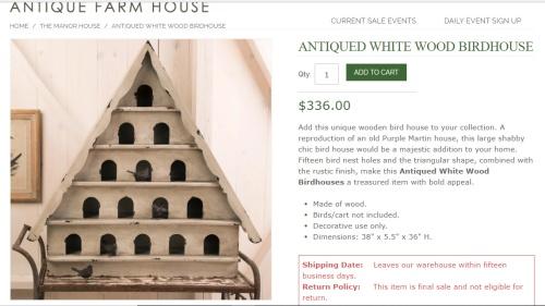 Antq Farm House