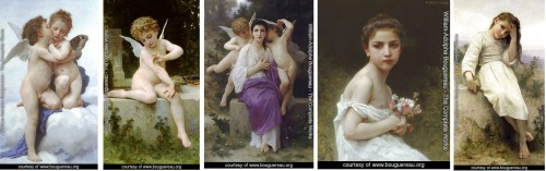 BOUGUEREAU prints
