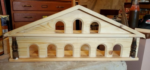 """the 2nd design of my """"Sensible Chic"""" BIRDHOUSES!"""
