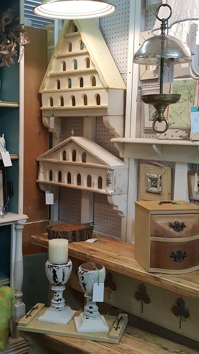 my Bespoke Birdhouses