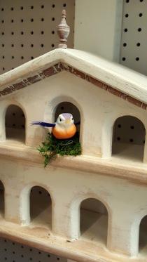my Bespoke Birdhouses!