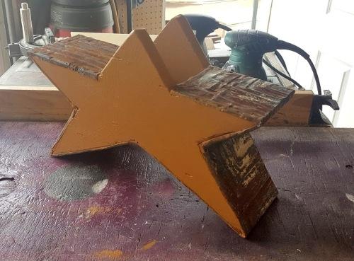 a STAR planter