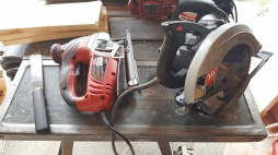 3 saws for the job-
