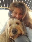 my surrogate dog!