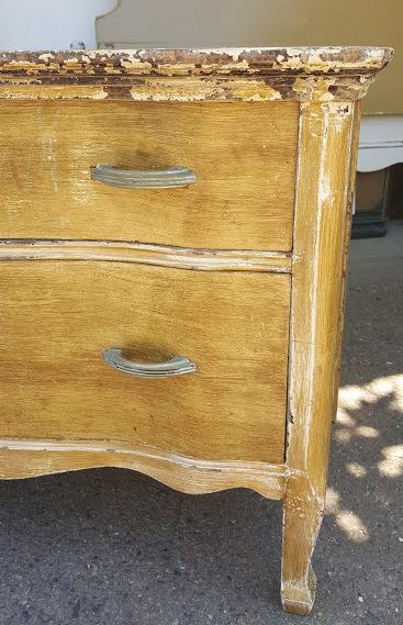 another serpentine dresser project!