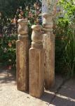my Garden Candlesticks!
