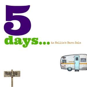Nellie's Barn Sale!