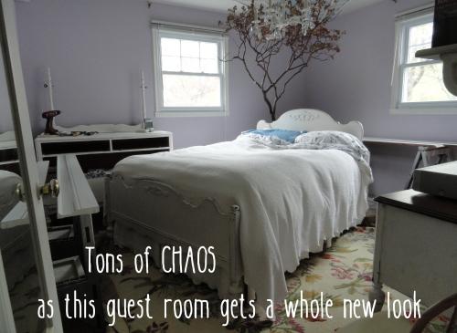 Uncle Fred's old bedroom furniture