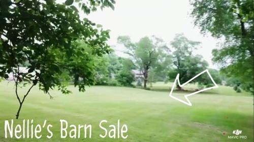 Nellie's Barn Sale