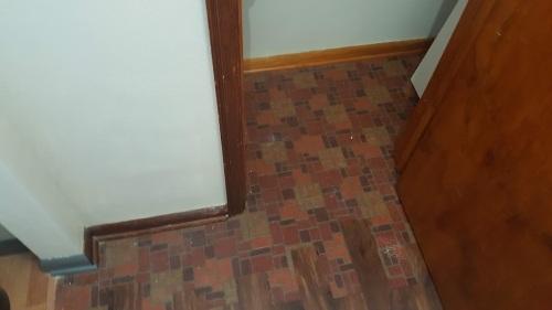 Foyer floor--yikes!