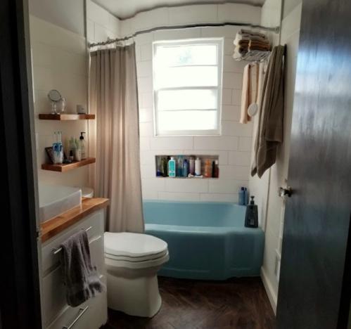 BRANDON's new Bathroom!