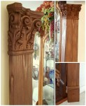 my architectural PILASTERS!