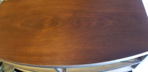 top stripped and REstained