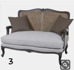 Victorian sofa-