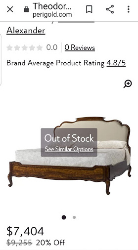 the INSPIRATIONAL BED!