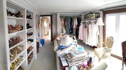 dressing room-
